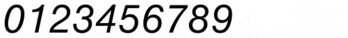Nimbus Sans ME Italic Font OTHER CHARS