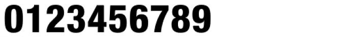 Nimbus Sans Novus Cond Heavy Font OTHER CHARS