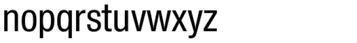 Nimbus Sans Novus Cond Medium Font LOWERCASE