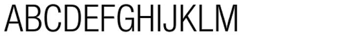 Nimbus Sans Novus Cond Regular Font UPPERCASE