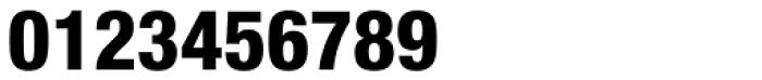 Nimbus Sans Novus D Cond Heavy Font OTHER CHARS