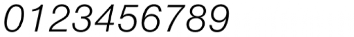 Nimbus Sans Novus Italic Font OTHER CHARS