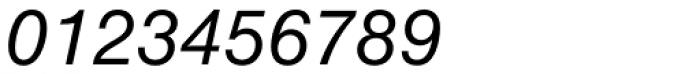 Nimbus Sans Novus Medium Italic Font OTHER CHARS