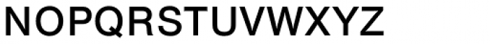 Nimbus Sans Novus Medium SC Font LOWERCASE