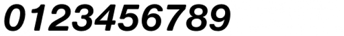 Nimbus Sans Round Bold Italic Font OTHER CHARS