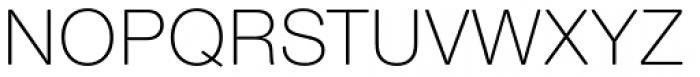 Nimbus Sans Round Light Font UPPERCASE