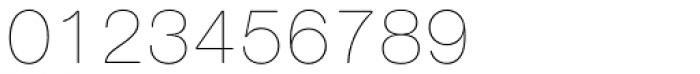 Nimbus Sans Round Ultra Light Font OTHER CHARS