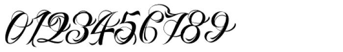 Nina Script Pro Font OTHER CHARS