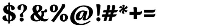 Ninfa Black Font OTHER CHARS