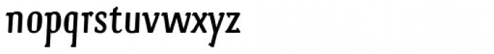 Nitaah One Demi Font LOWERCASE