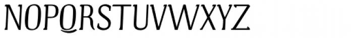 Nitaah One Font UPPERCASE