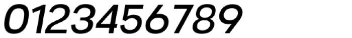 Nitro Medium Oblique Font OTHER CHARS