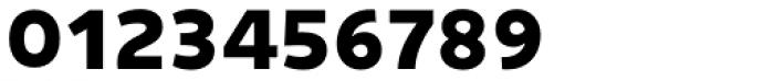 Niva Alt Black Font OTHER CHARS