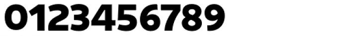 Niva Black Font OTHER CHARS