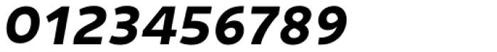 Niva Bold Italic Font OTHER CHARS