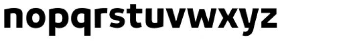 Niva Bold Font LOWERCASE