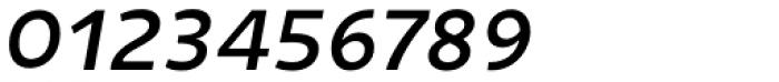 Niva Italic Font OTHER CHARS