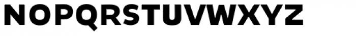 Niva Small Caps Bold Font LOWERCASE