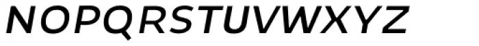 Niva Small Caps Book Italic Font LOWERCASE