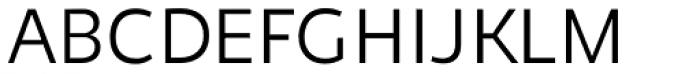 Niva Small Caps Light Font UPPERCASE