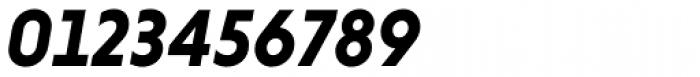 Niveau Grotesk Bold Italic Font OTHER CHARS