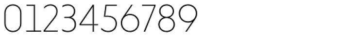 Niveau Grotesk ExtraLight Small Caps Font OTHER CHARS