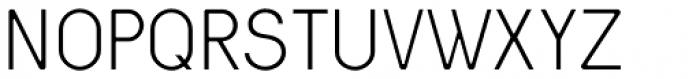 Nixin Light Font UPPERCASE