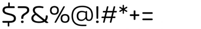 Nizzoli Alt Rounded Regular Font OTHER CHARS
