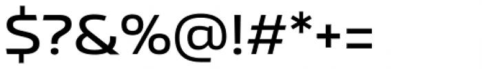 Nizzoli Alt Semi Bold Font OTHER CHARS