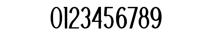 Nickel-CondensedBold Font OTHER CHARS