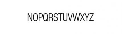 Nimbus Sans Novus Complete D Condensed Regular Font UPPERCASE
