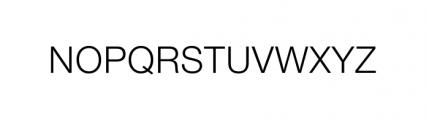 Nimbus Sans Novus Complete Regular Font UPPERCASE