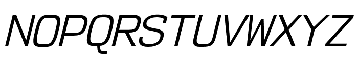 NK57MonospaceBk-Italic Font UPPERCASE