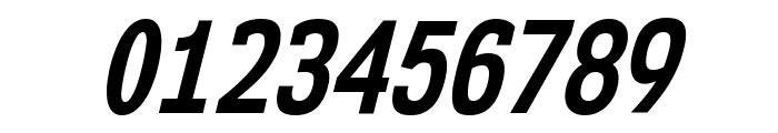 NK57MonospaceCdRg-BoldItalic Font OTHER CHARS