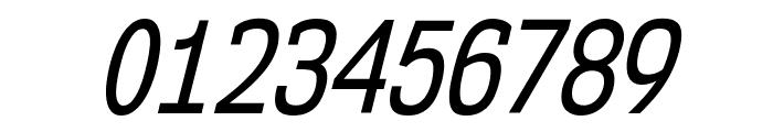 NK57MonospaceCdRg-Italic Font OTHER CHARS