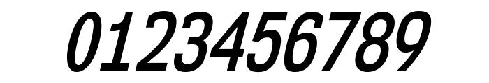 NK57MonospaceCdSb-Italic Font OTHER CHARS