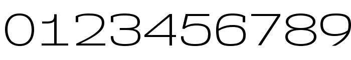 NK57MonospaceExLt-Regular Font OTHER CHARS
