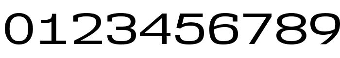 NK57MonospaceExRg-Regular Font OTHER CHARS
