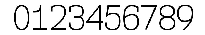 NK57MonospaceScLt-Regular Font OTHER CHARS