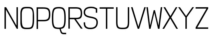 NK57MonospaceScLt-Regular Font UPPERCASE