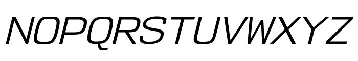 NK57MonospaceSeBk-Italic Font UPPERCASE