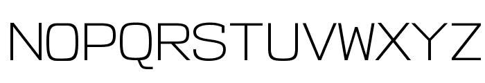 NK57MonospaceSeLt-Regular Font UPPERCASE