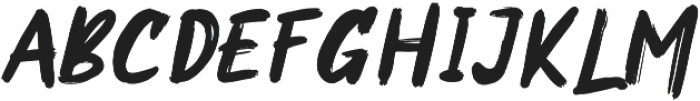 NORTHEN otf (400) Font UPPERCASE