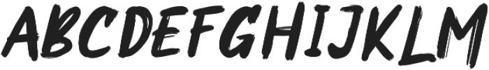 NORTHEN otf (400) Font LOWERCASE