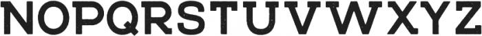 NORTHWEST Bold Rust otf (700) Font UPPERCASE