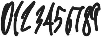 No Rebels otf (400) Font OTHER CHARS