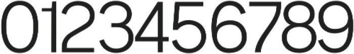 Noirden Regular otf (400) Font OTHER CHARS