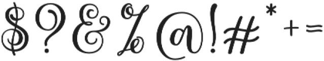 Noiry otf (400) Font OTHER CHARS