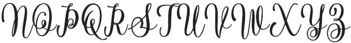 Noiry otf (400) Font UPPERCASE