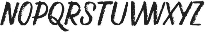 Noise by EJT otf (400) Font UPPERCASE